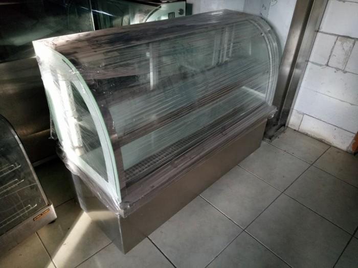 Jual Etalase pendingin kue/showcase cake chiller display