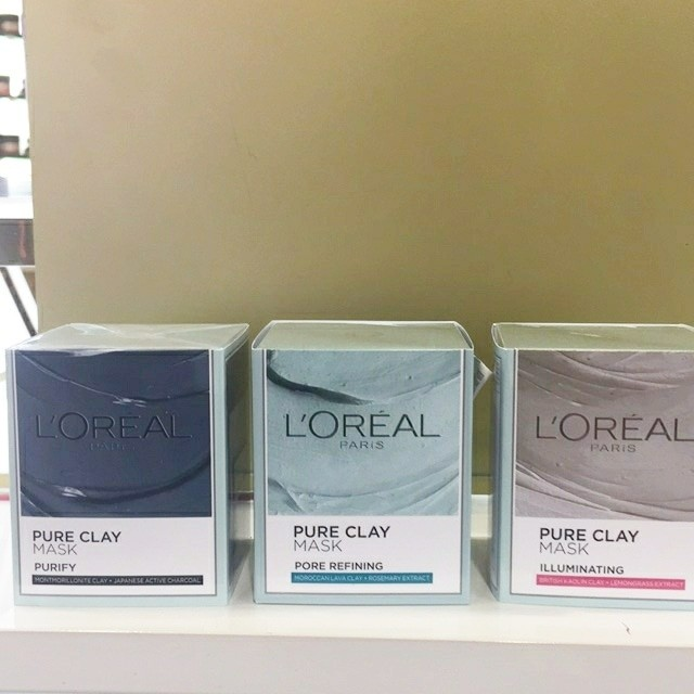 Katalog Loreal Pure Clay Mask Travelbon.com