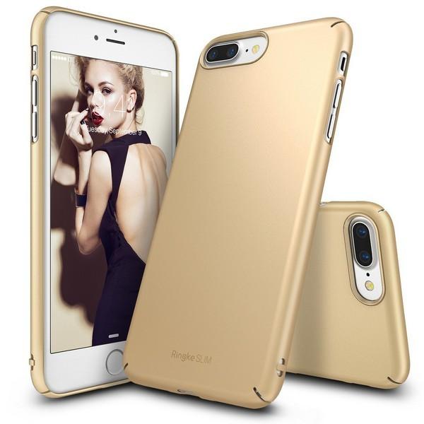 Jual Rearth Iphone 7 Plus Slim – Royal Gold Harga Promo Terbaru