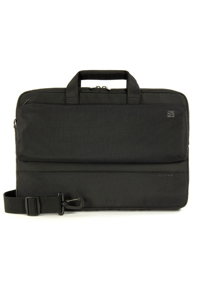 Tucano dritta bags for notebook 15.6  - hitam