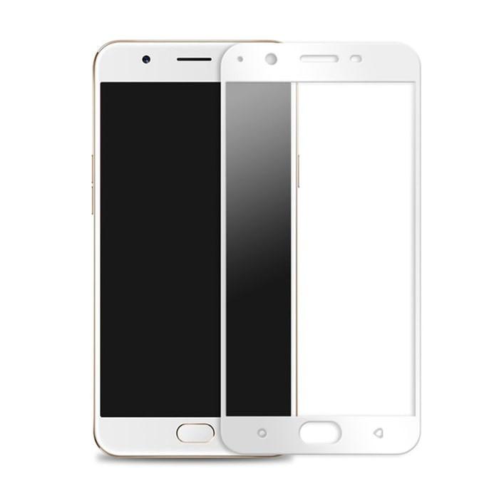 Jual Tempered Glass Warna Oppo F3 Plus Full Screen Anti Gores Kaca