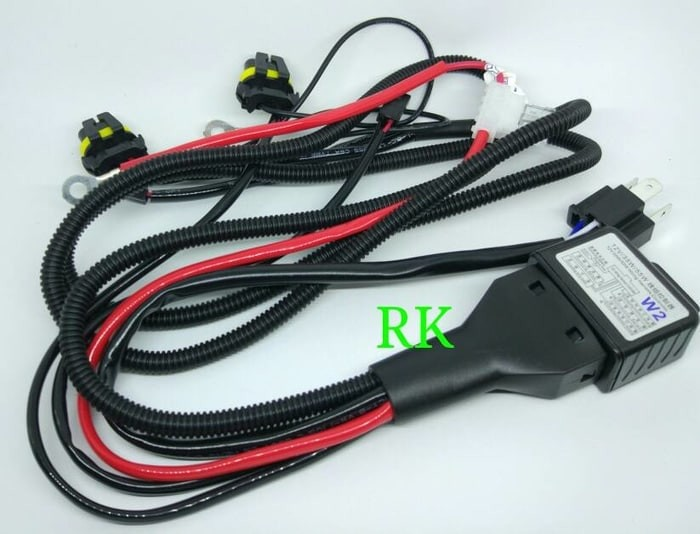 Swell Jual Kabel Set Hid H4 Wiring Harness Controller Kabel Hid Mobil Wiring Digital Resources Nekoutcompassionincorg