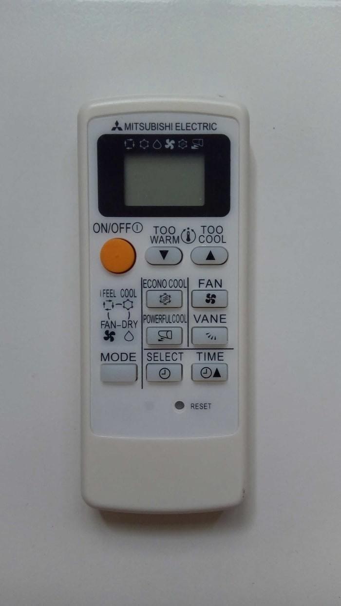 Mitsubishi Electric Remote >> Jual Murah Remot Remote Ac Mitsubishi Electric Dki Jakarta All Remote Tokopedia