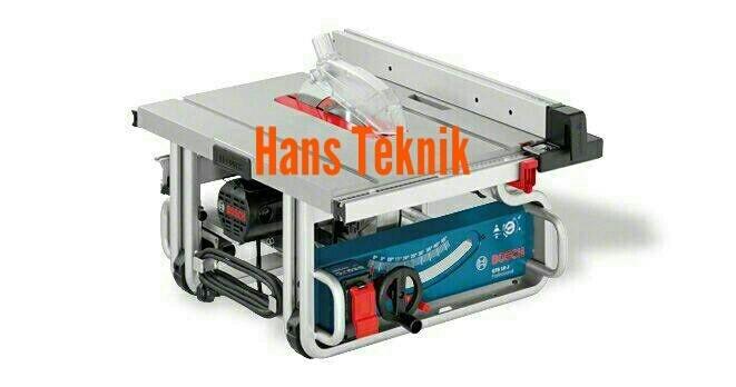 harga Bosch gts10j gts 10 j mesin potong meja kayu alumunium table saw asli Tokopedia.com