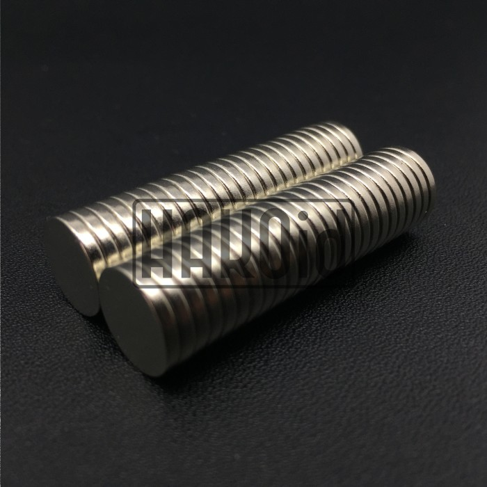 Magnet Neodymium Bulat 12mmx2mm