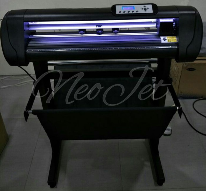 harga Mesin cutting sticker jinka 721 xl 60cm led cutting plotter terbaru Tokopedia.com