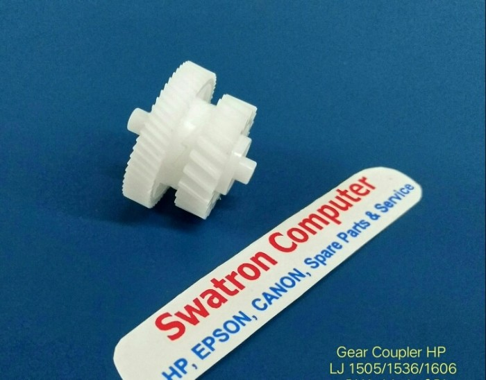 harga Gear coupler hp laserjet p1566/1606/1505/1536/m201n new Tokopedia.com