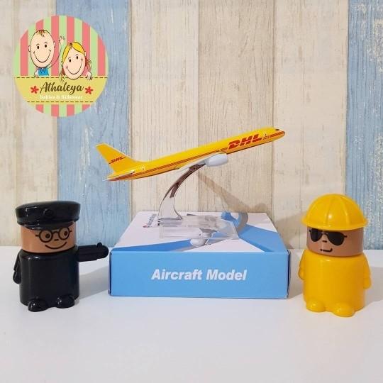 harga Diecast/ miniatur pesawat import murah dhl Tokopedia.com