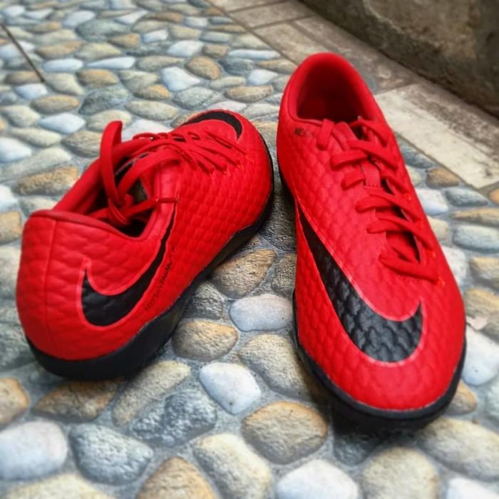 Jual Sepatu Futsal Nike Hypervenom Phelon X IC University Red ... 95457c0515
