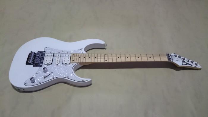 harga Gitar Elektrik Ibanez Series Rg350 6 Senar String Tokopedia.com
