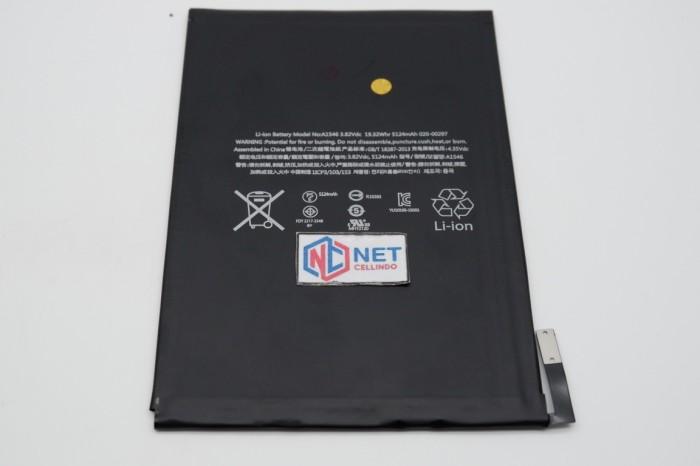 harga Baterai / battery / batre ipad mini 4 ori / apple ipad mini 4 ori Tokopedia.com