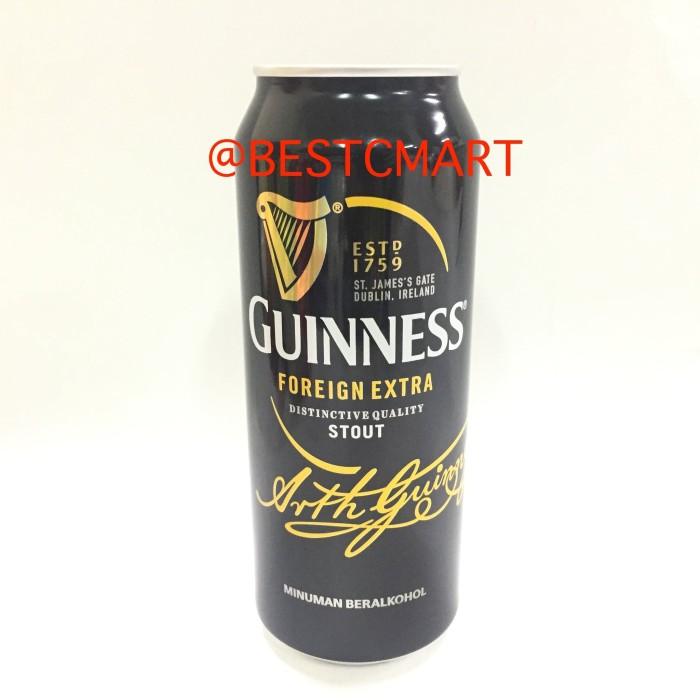 harga Beer / bir guinness 500ml Tokopedia.com