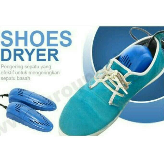 Electric Multifunction Shoes Dryer 12W 220V Alat Pengering Sepatu. Source. ' PROMO Pengering Sepatu Elektrik Multifungsi 10W 220V US Plug - Blue