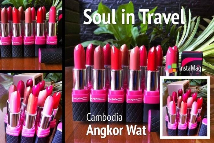 Katalog Lipstick Mac Travelbon.com