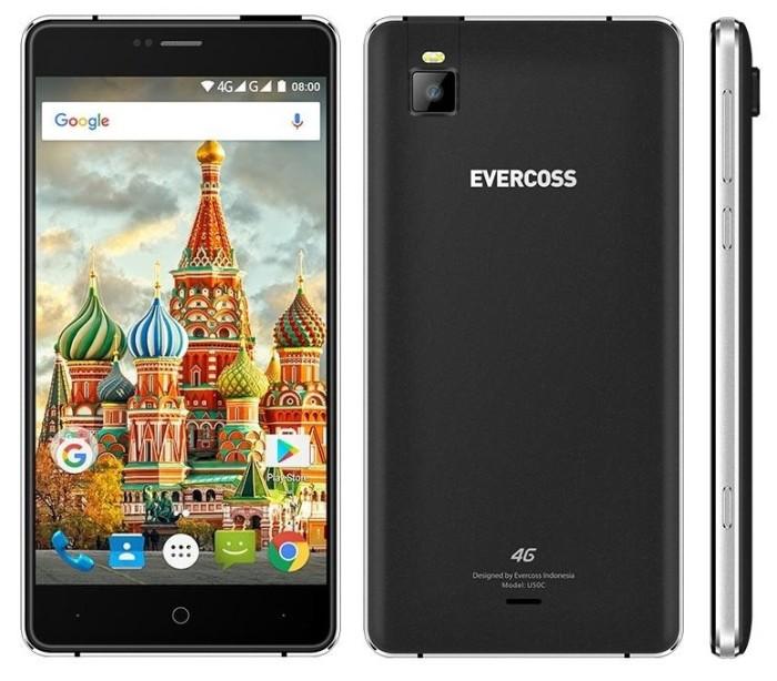 harga Evercoss u50c winner y selfie plus - 1gb 16gb - garansi resmi Tokopedia.com