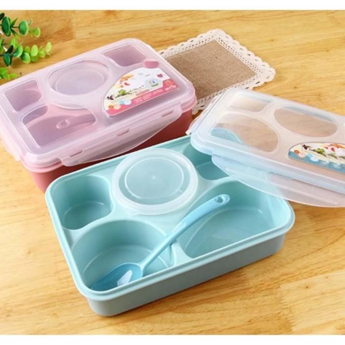 Yooyee 393 lunch box kotak sup 5