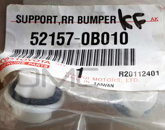 harga Support/bracket/breket bumper/bemper belakang kanan kijang|52157-0b010 Tokopedia.com