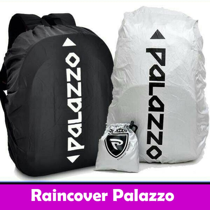 Rain Cover/ Cover Bag Palazzo/ Jas Hujan Tas