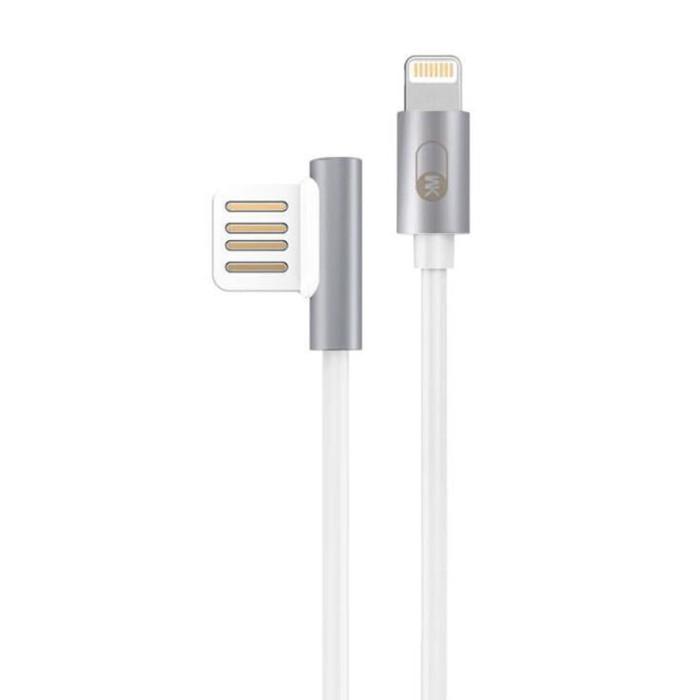 Jual Wk Design Throne Wdc 007 Cable Lightning Cable Iphone White Harga Promo Terbaru