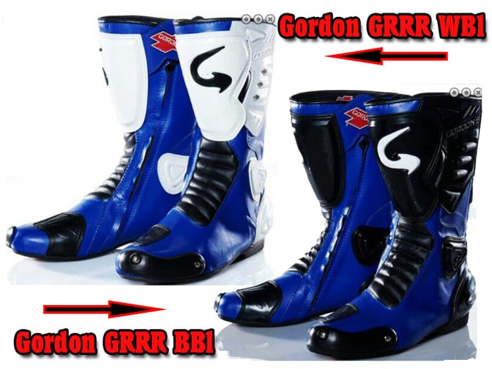 Jual Sepatu Balap RoadRace Gordon (Not Speed Sidi Alpinestar Scoyco ... 9694e5fcde