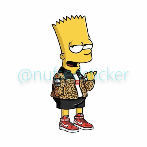 Bart supreme · bart supreme
