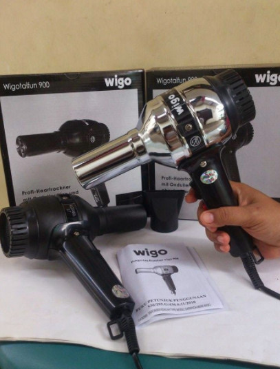 Update Harga ALAT PENGERING RAMBUT HAIR DRYER HAIRDRYER BLOW WIGO ... 61462db49a