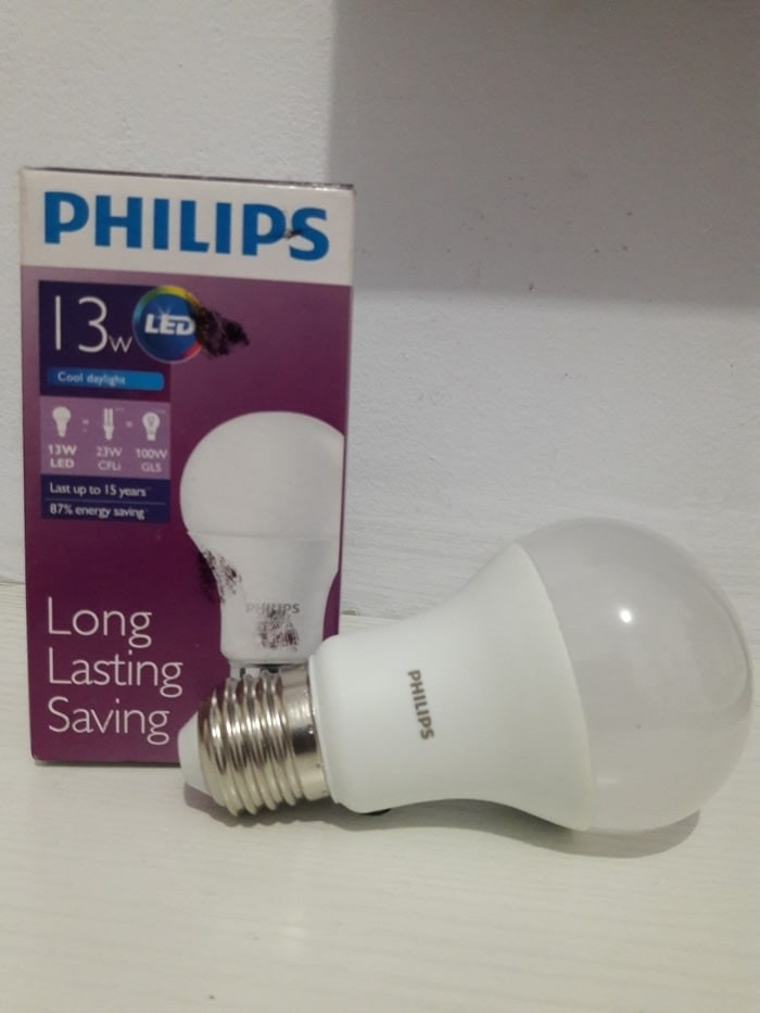 harga Lampu Led Phillips 13w Tokopedia.com