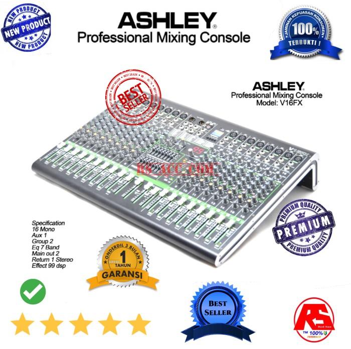 Info Mixer Ashley Hargano.com
