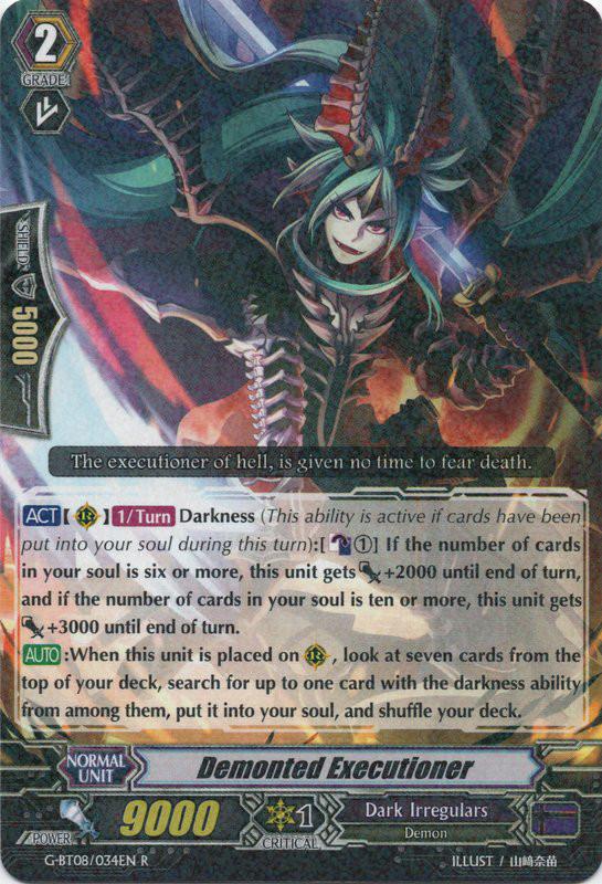 harga Cardfight vanguard singles. demonted executioner Tokopedia.com