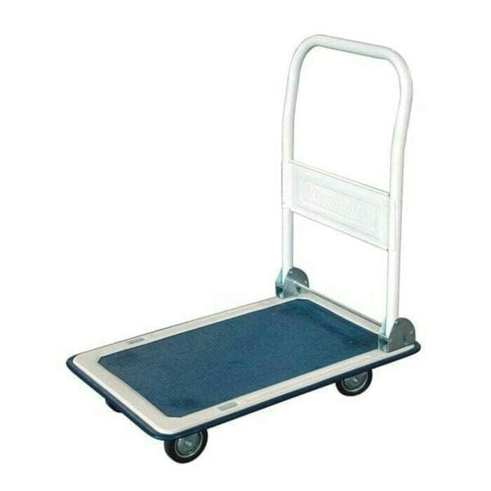 harga Krisbow 300 kg troli / trolley / hand truck / dorongan lipat barang Tokopedia.com