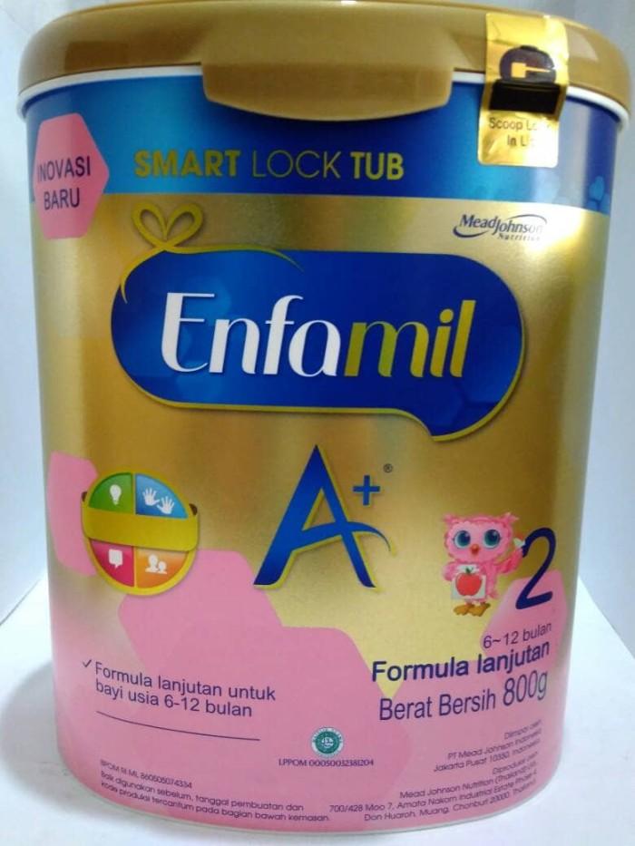 harga Enfamil a+ tahap 2 800gr Tokopedia.com