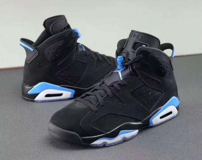 9d23c4bbf3b01e ... new style sepatu basket air jordan 6 retro unc original d5170 36157