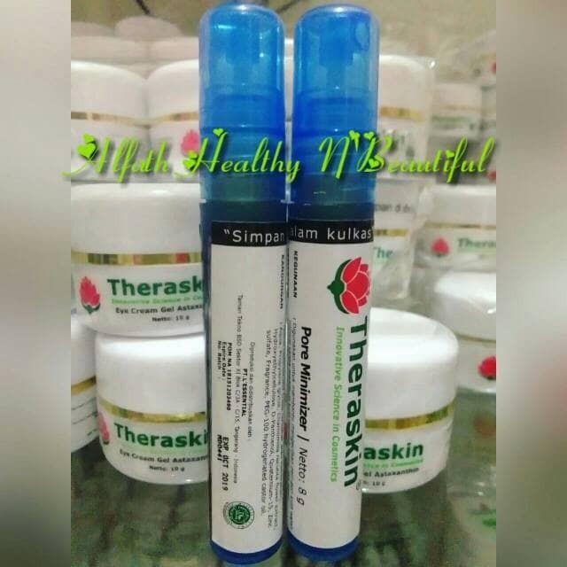 harga Serum pore minimizer theraskin murah original Tokopedia.com