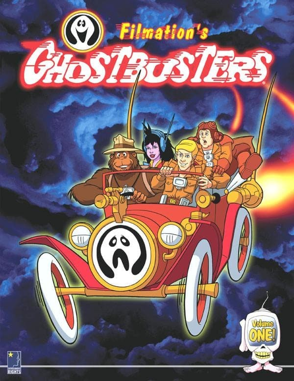 harga Ghostbusters animated 1986 complete series Tokopedia.com