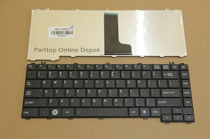 harga Keyboard toshiba satellite l600 l635 l640d l645 l645d l735 l740 l745 Tokopedia.com