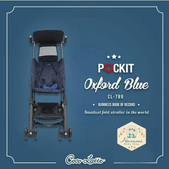 harga Baby stroller kereta dorong bayi cocolatte pockit 789 / pockit cl 789 Tokopedia.com