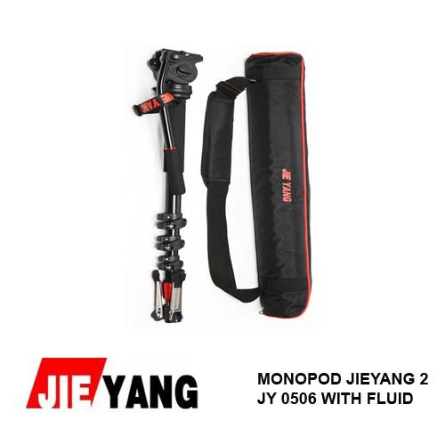 harga Jieyang jy 0516a monopod kamera video pro fluid head replika manfrotto Tokopedia.com