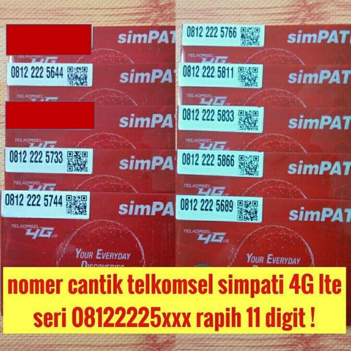 ... Telkomsel Simpati Nomor Cantik 0812 8 567 765 Daftar Harga Source kartu perdana TELKOMSEL 11 digit