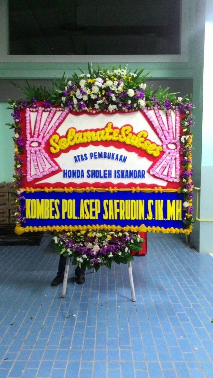 Jual KARANGAN BUNGA UCAPAN SELAMAT MODEL 1 Kota Tangerang Selatan GN Parfum Premier Parfum
