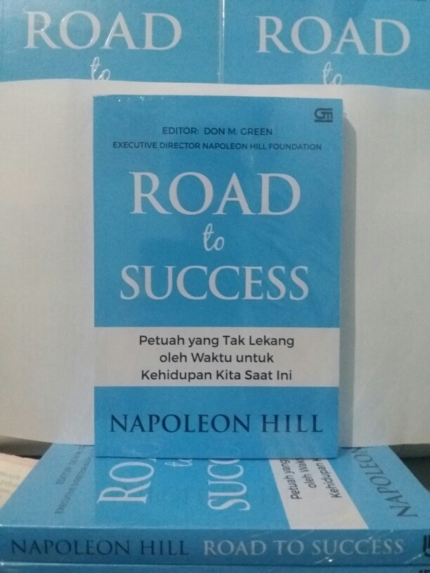 Buku Road to Success By Napoleon Hill