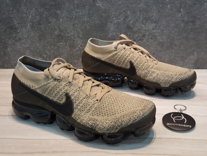 detailed look 5bc1f 9418a Jual Nike Air Vapormax Flyknit - Khaki - Kab. Tangerang - Futsal  Boots/Boots Dept | Tokopedia