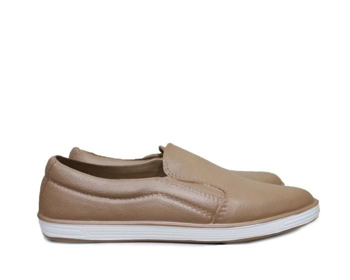 Sepatu Karet Pantofel Sepatu Kerja Anti Air dan Hujan Nude