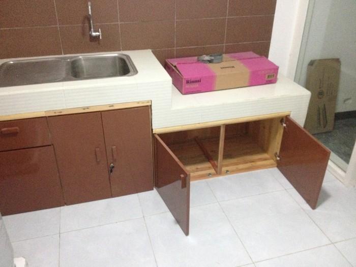 Jual Kitchen Set Lemari Dapur Model Minimalis Dari Kayu Jati Londo