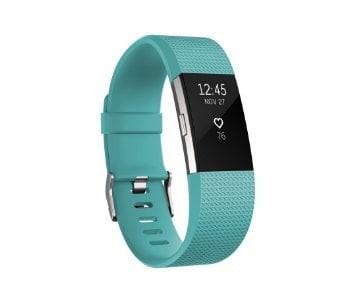 harga Fitbit charge 2 - teal silver - s (idn) Tokopedia.com