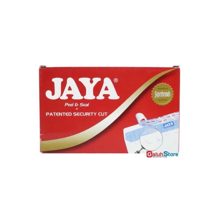 Foto Produk Jaya Amplop No.104 (95mm x 152mm) 100pcs dari Galuhstorecom