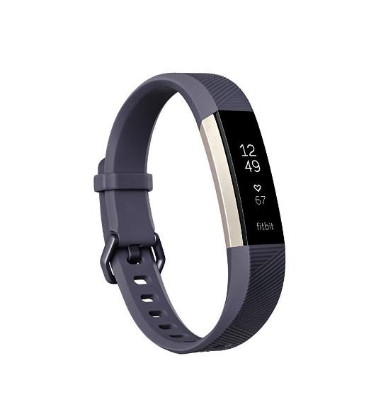 harga Fitbit alta hr - blue grey - l (idn) Tokopedia.com