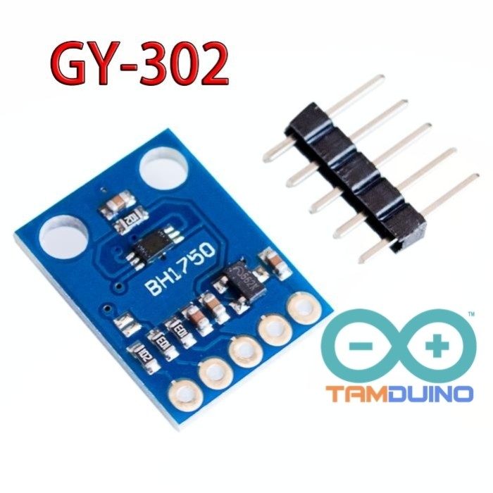 harga Gy-302 ambient light intensity sensor gy302 bh1750 intensitas cahaya Tokopedia.com