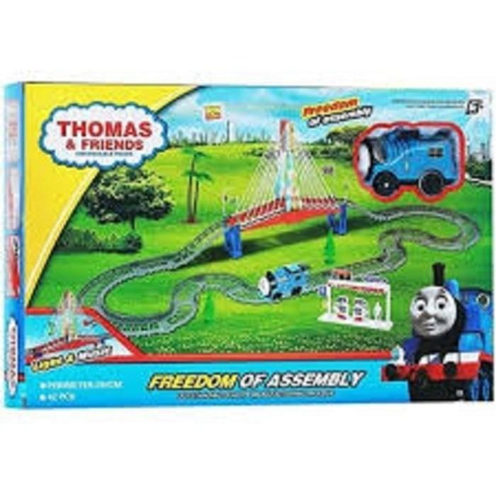 Foto Produk (Dijamin) Mainan Kereta Thomas and Friends CHANGEABLE TRACK dari kalarta shop