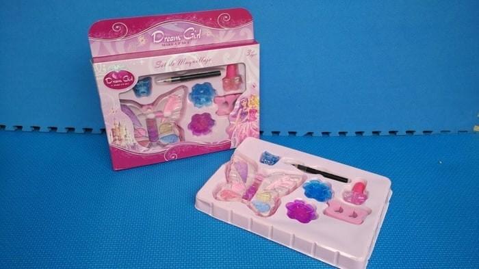 Foto Produk (Sale) Mainan Anak Perempuan Make Up Set Kupu-Kupu dari kalarta shop