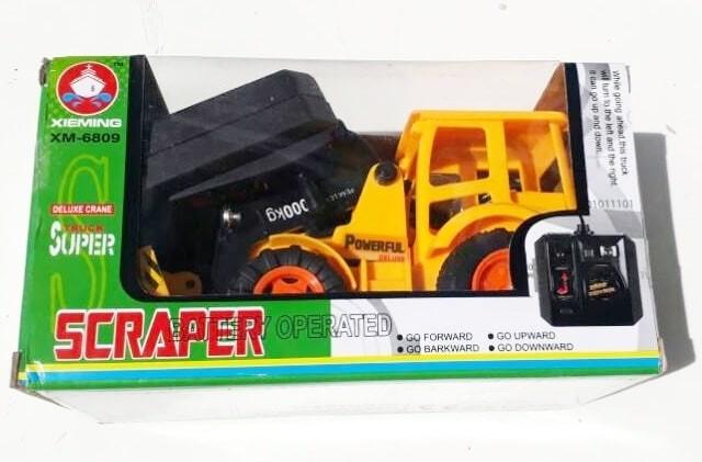 Foto Produk RC SUPER TRUCK SCRAPPER XIEMING - MAINAN MOBIL REMOTE CONTROL dari kalarta shop